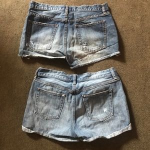 J. Crew Shorts Bundle